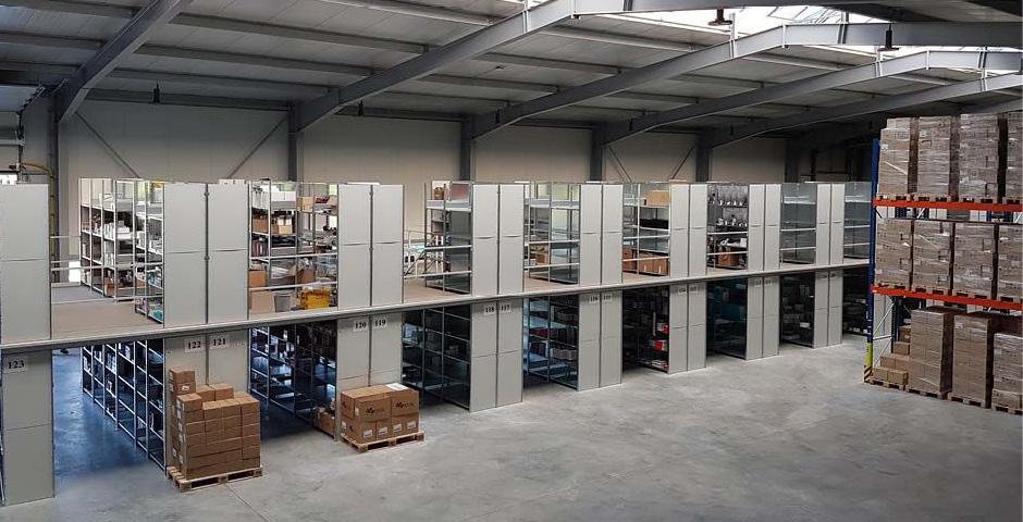 Bürogebäude mit Lagerhalle in Eichstetten am Kaiserstuhl