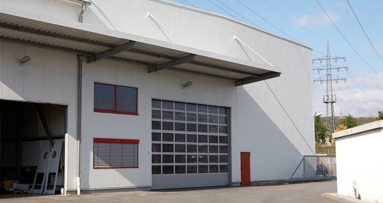 Produktionshalle in Aßlar