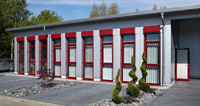 Produktionshalle in Baesweiler