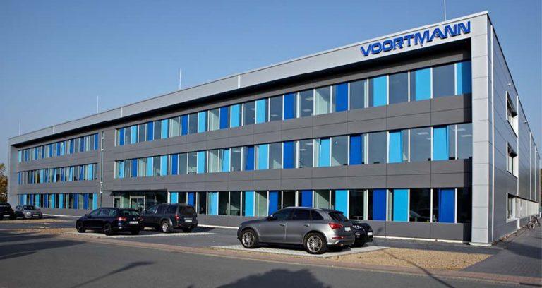 Bürogebäude sowie Produktions- und Lagerhalle in Issum