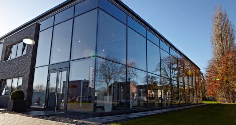 Gewerbehalle mit Büro in Kleve