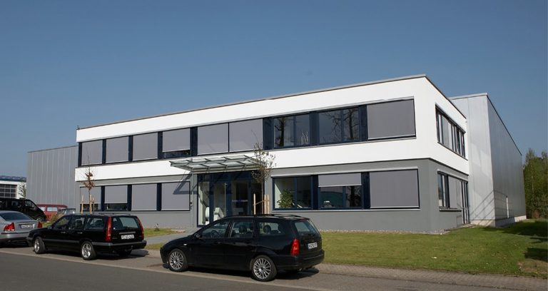 Lagerhalle in Leichlingen