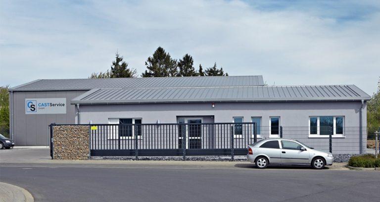 Produktionshalle in Herzogenrath