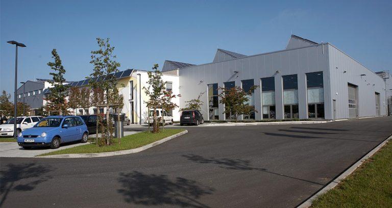 Produktionshallen und Lagerhallen in Kirchhain