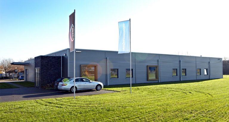 Produktionshalle in Kleve