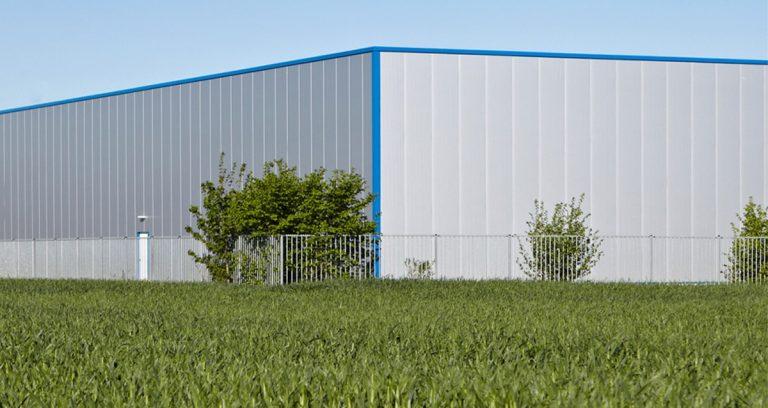 Lagerhalle für ein Transport / Logistik Unternehmen in Kranenburg