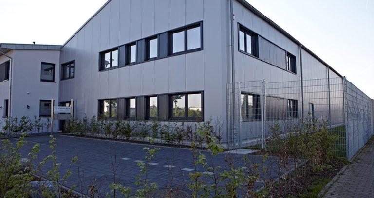 Lagerhalle in Rheinberg
