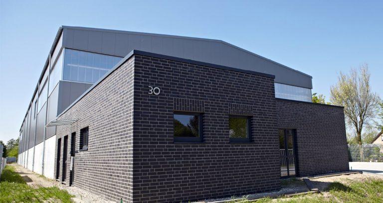 Produktionshalle in Sonsbeck