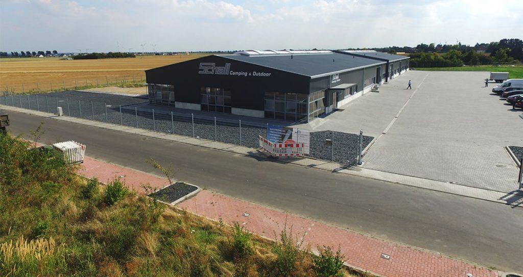 Produktions- und Lagerhalle in Merzenich
